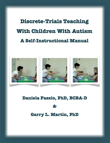 Discrete Trials Teaching With Children With Autism