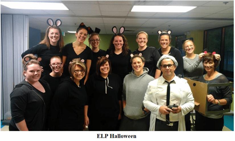 ELP Halloween